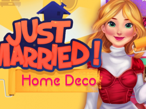 Just Married! Home Deco